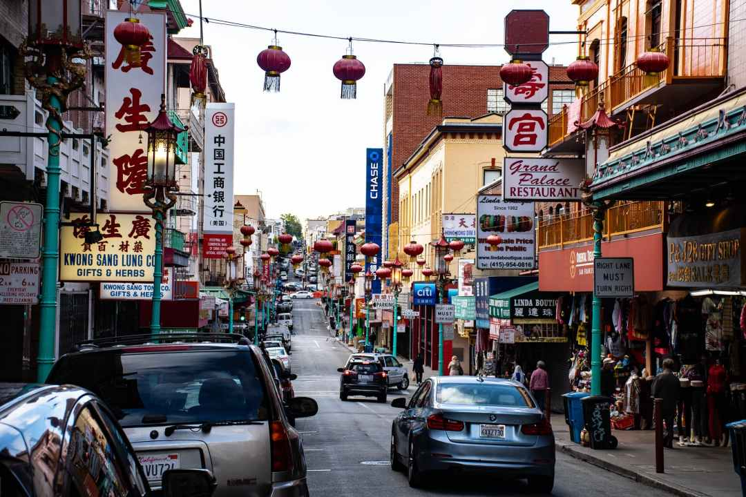 china town jobs in travel and tourism