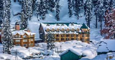 السياحة في كشمير في الشتاء