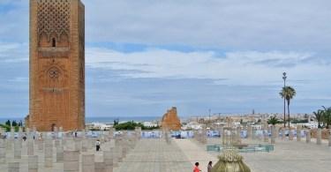 اماكن سياحية في الرباط