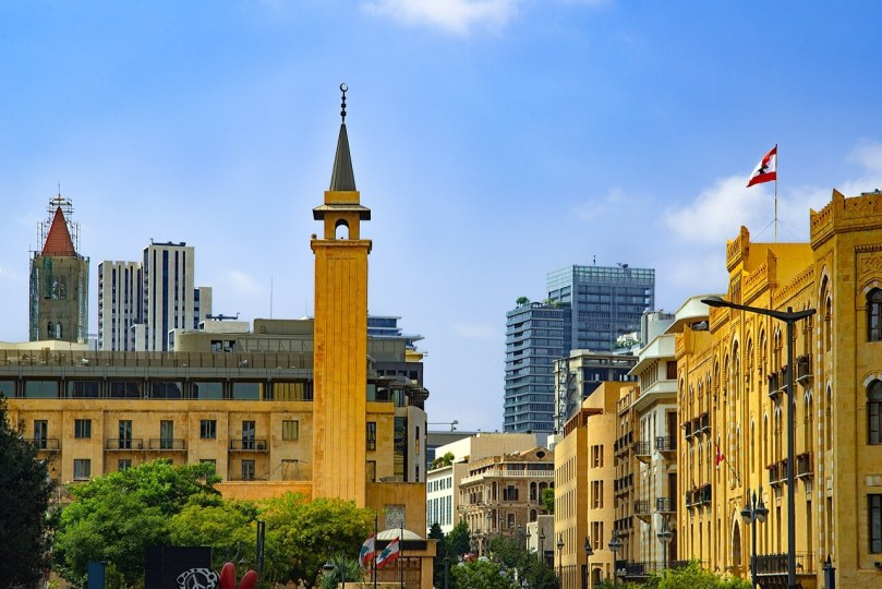 المناطق السياحية اللبنانية