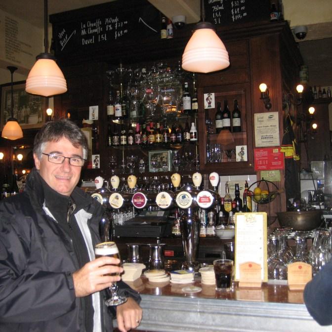 belgian bar in christchurch