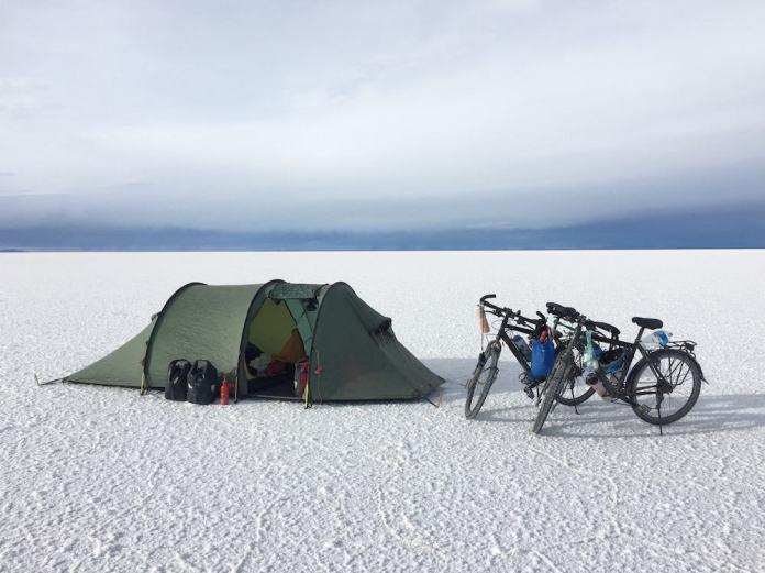 uitzonderlijk kamperen