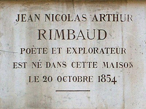 geboortehuis Rimbaud