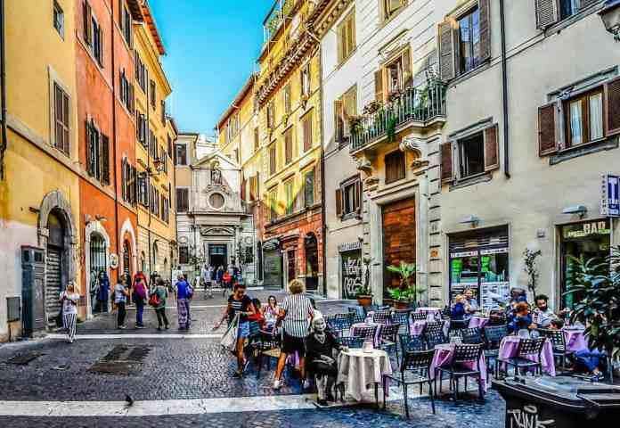 terras Rome