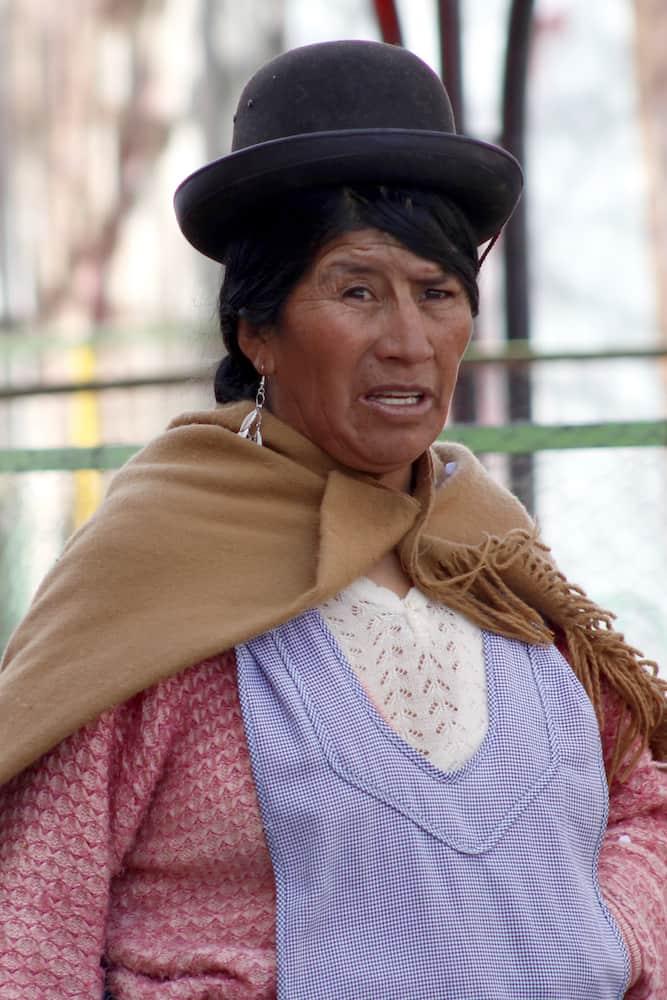 Trotse Cholita