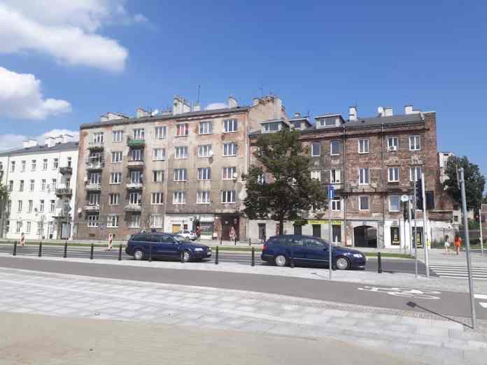 Praga, de wijk aan de andere kant van de rivier
