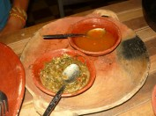 Chile y Salsa Graciana