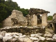El Palacio & Templo de las Inscripciones