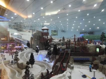 Ski Dubai @ Mall of the Emirates