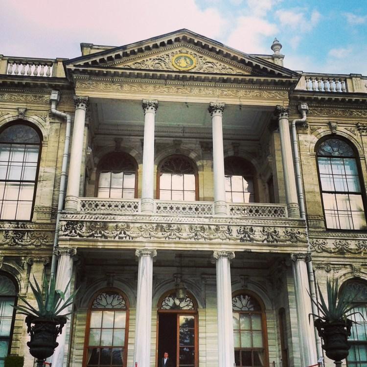 Palais Dolmbaçe Istanbul