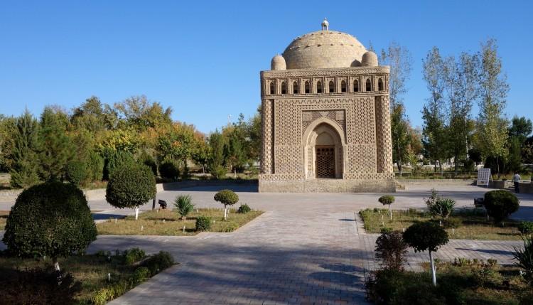 Le mausolée des Samanides, perle de l'Orient © Doca Tours
