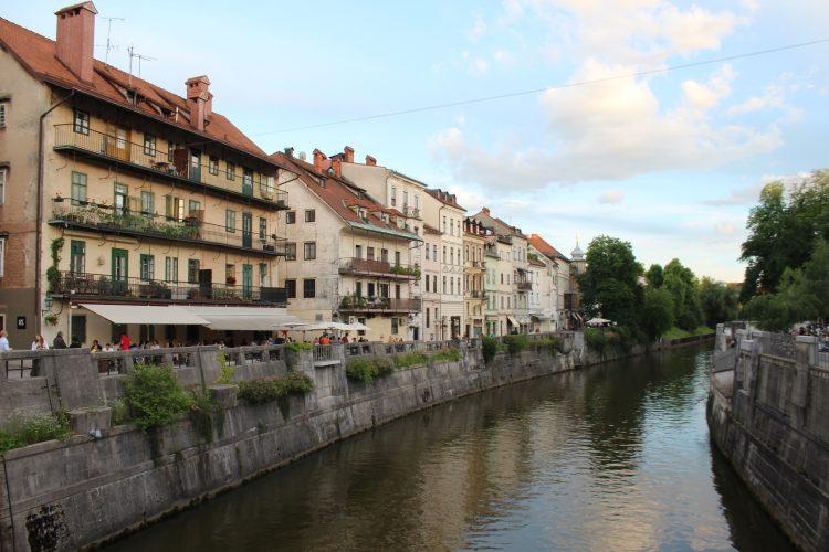 Ljubljana Slovénie