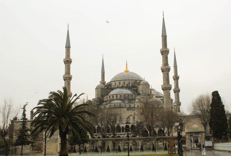 Mosquée Sainte Sophie à Istanbul