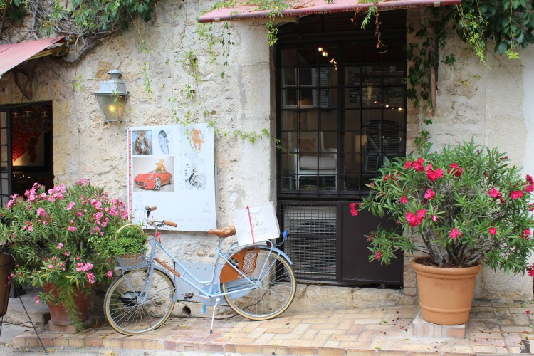 Mougins village France