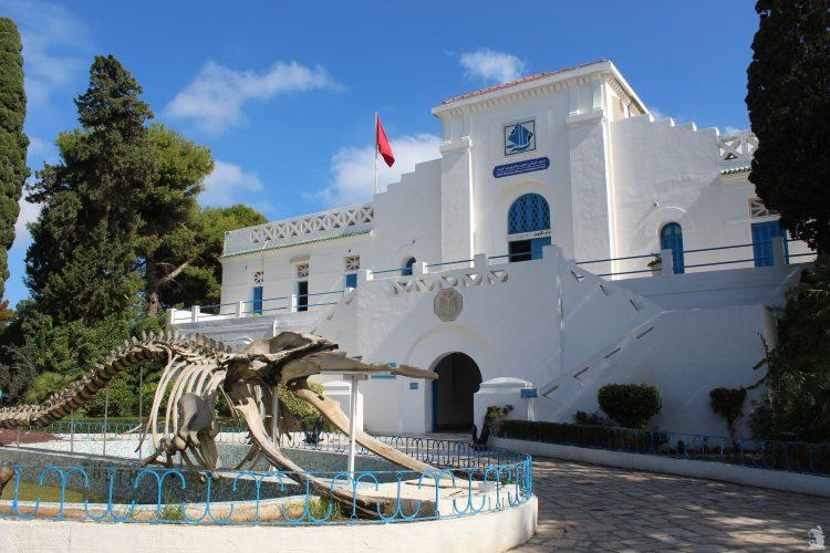 Musée Océanographique à Carthage en Tunsie