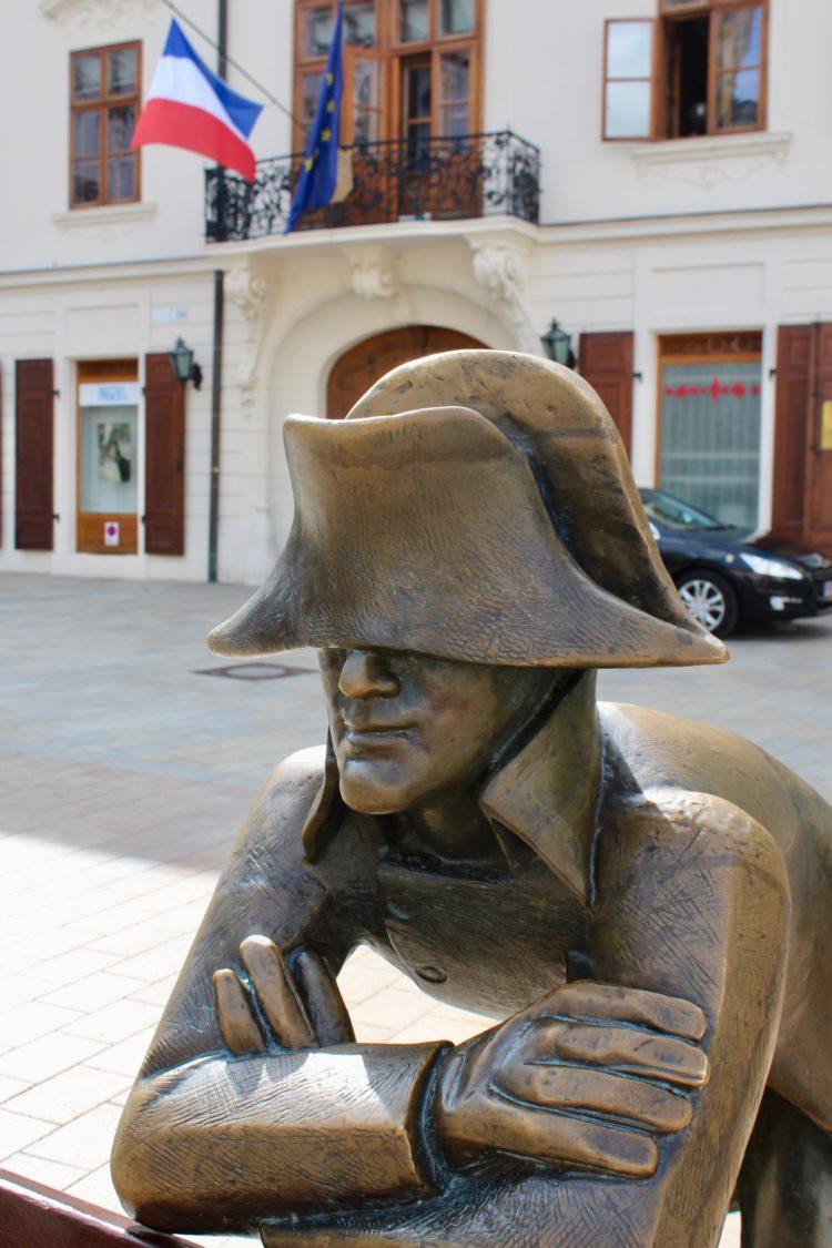 Soldat Napoléonien Bratislava