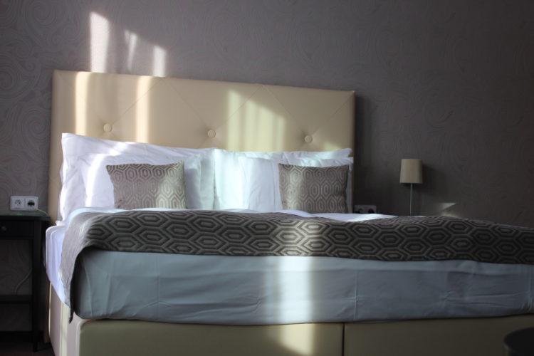 Suite Junior à l'hotel Danubia Gate à Bratislava
