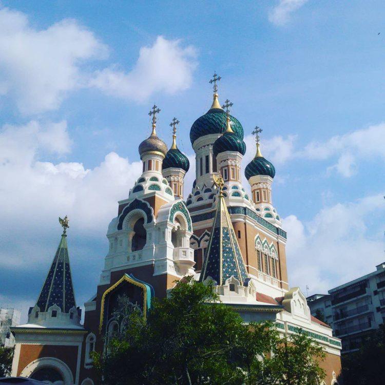 L'église Russe Saint Nicolas
