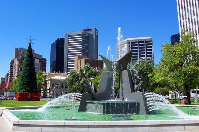 Tourist Places in South Australia