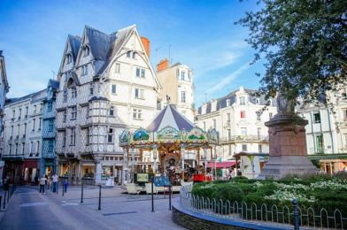 Tourist Places in Anjou(Angers)