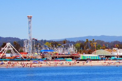 Tourist Places in California