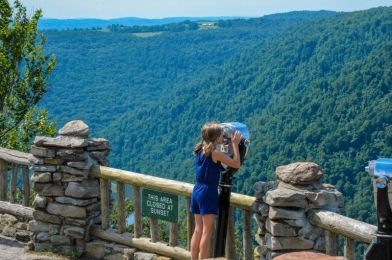 Tourist places in West Virginia