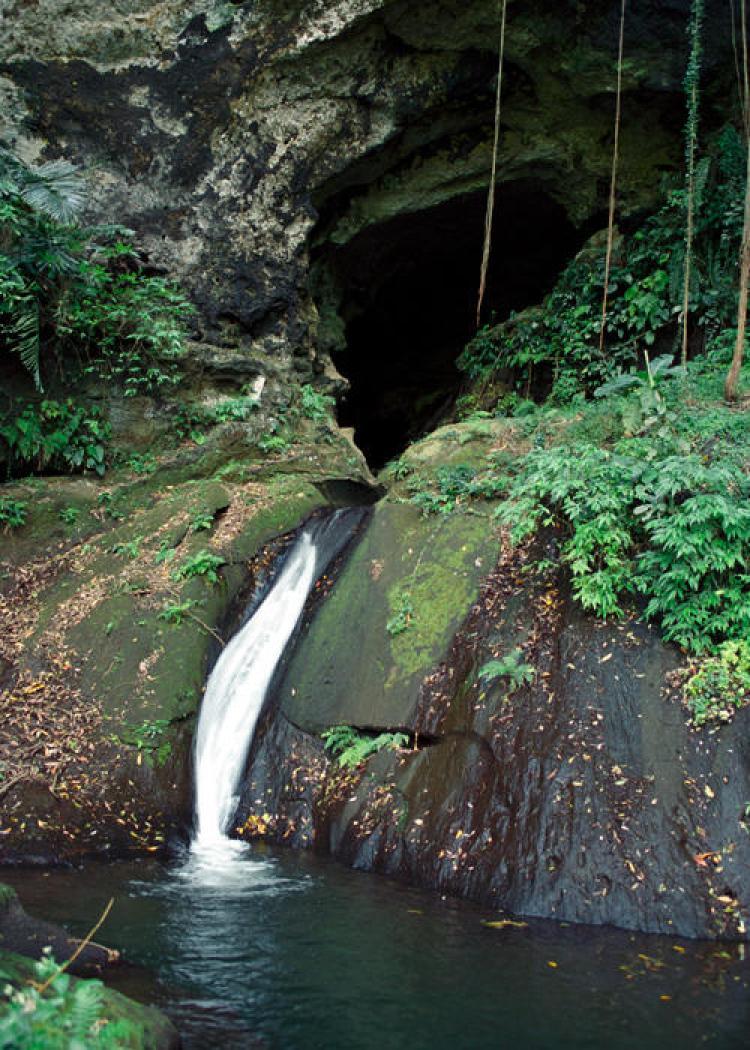 Cabag Cave Cavite