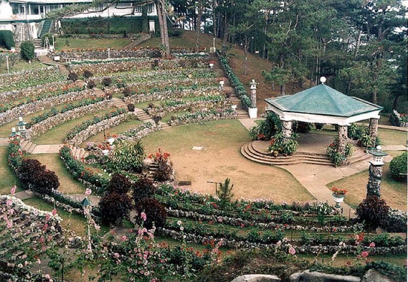 Tourist Spots in Baguio - Camp Jon Hay Baguio
