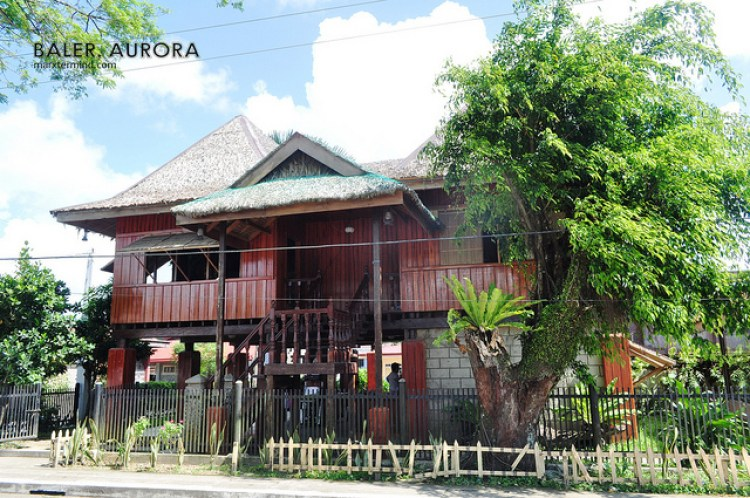 Dona Auroa Quezons House Aurora Philippines