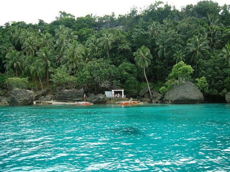 Limasawa Island