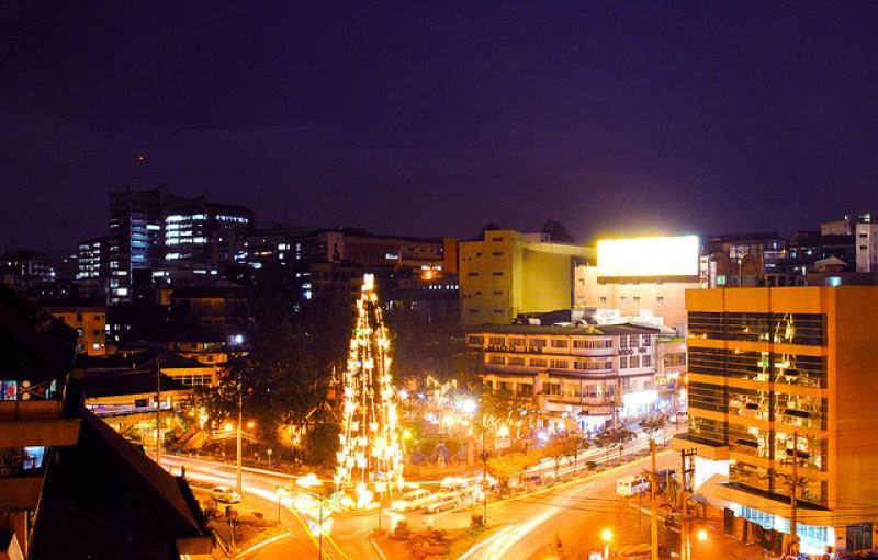 Session Road Baguio City