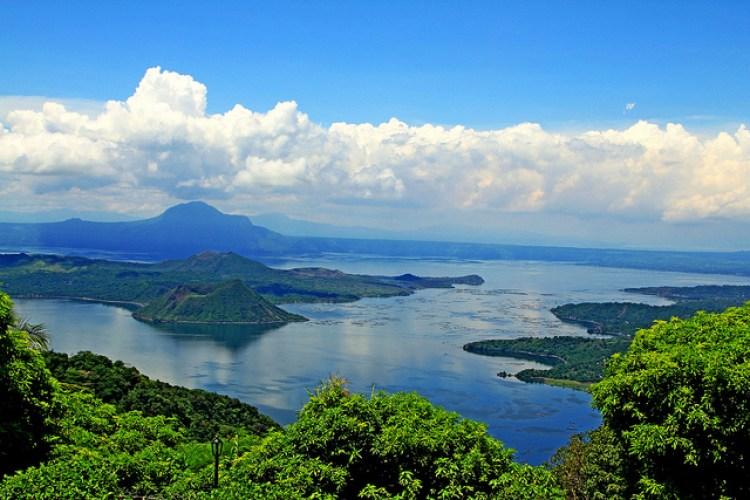 Taal Volcano Cavite