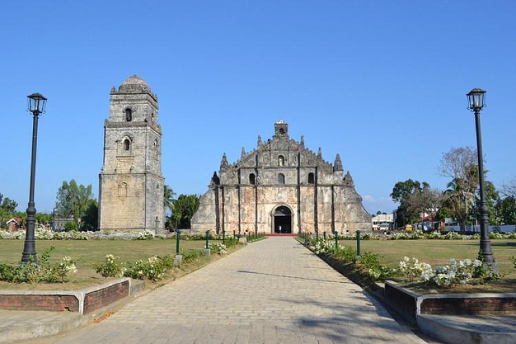Paoay Church Ilocos Norte Philippines