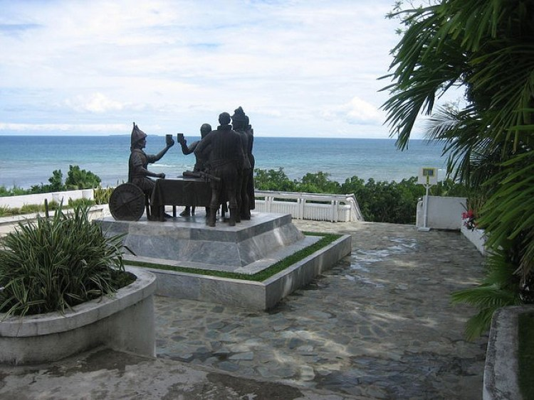 Blood Compact Site Bohol