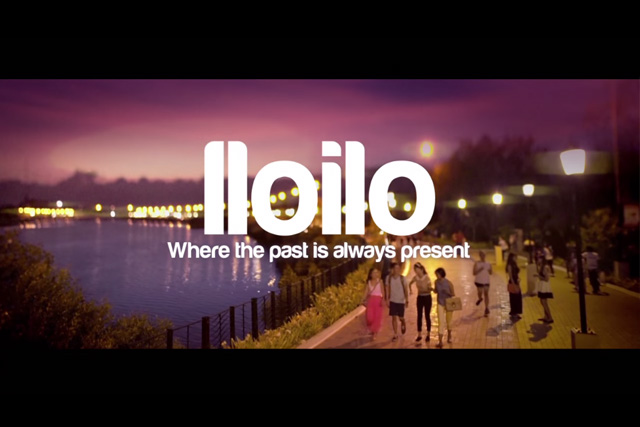Visit Iloilo 2015 TV Commercial DOT