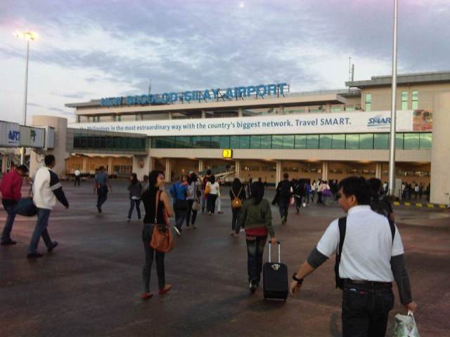 Bacolod-Silay International Airport (BCD)