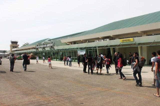 Puerto Princesa International Airport (PPS)