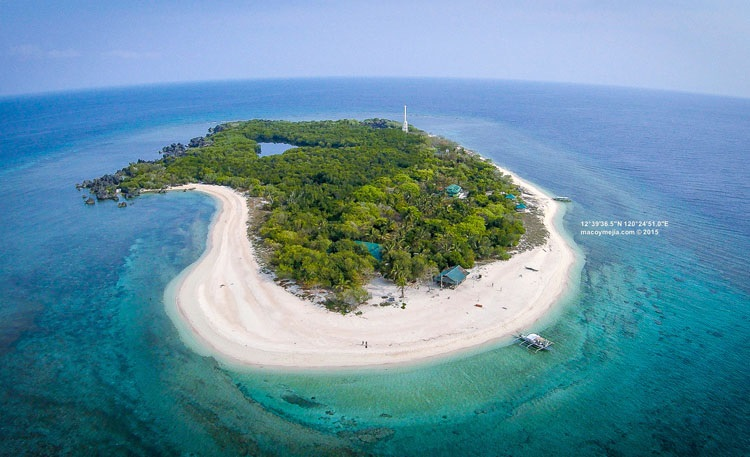 Apo Reef Occidental Mindoro
