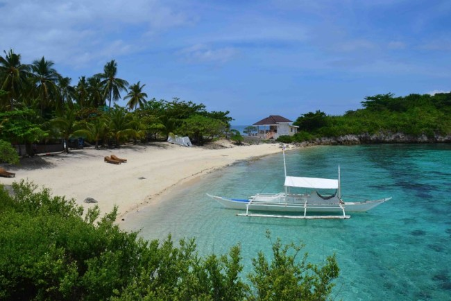 Logon Beach Cebu