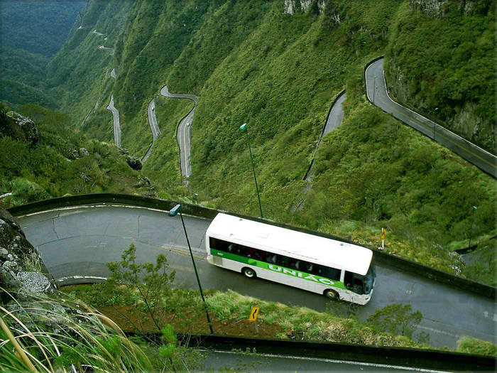 Halsema Highway Most Dangerous Road in the Philippines
