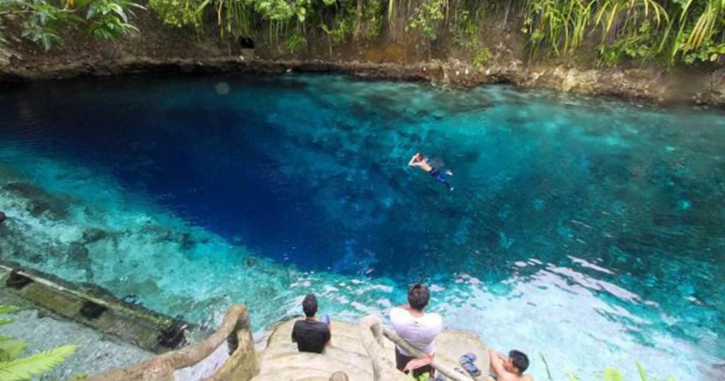 Enchanted River Hinatuan Surigao del Sur
