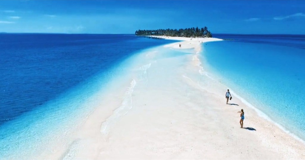 Top 10 Most Beautiful Sandbars In The Philippines Tourist Spots Finder