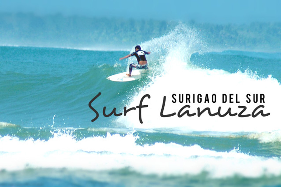 Lanuza Surfing Grouds