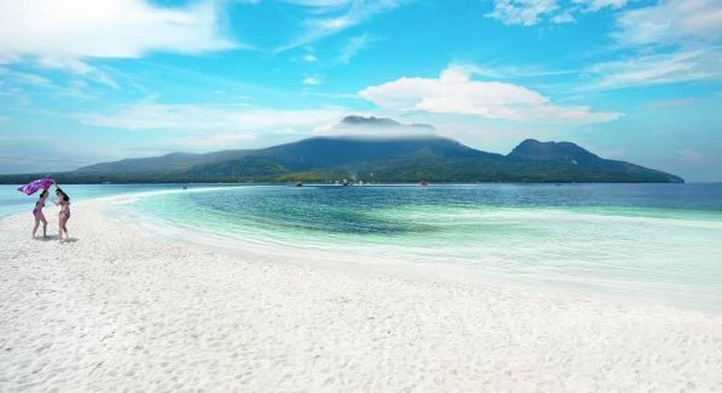 White Island Sandbar Camiguin