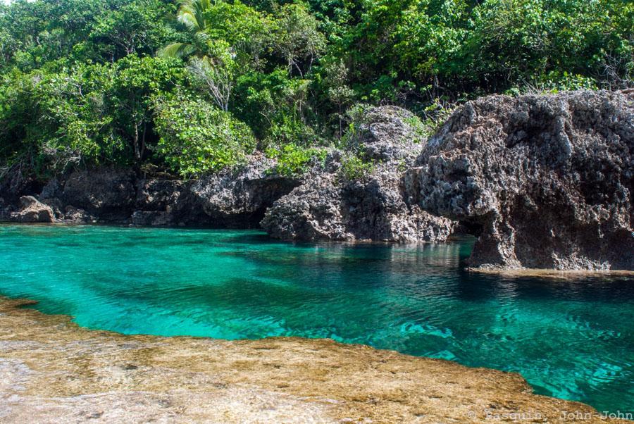 Magpupungko Beach Surigao del Norte