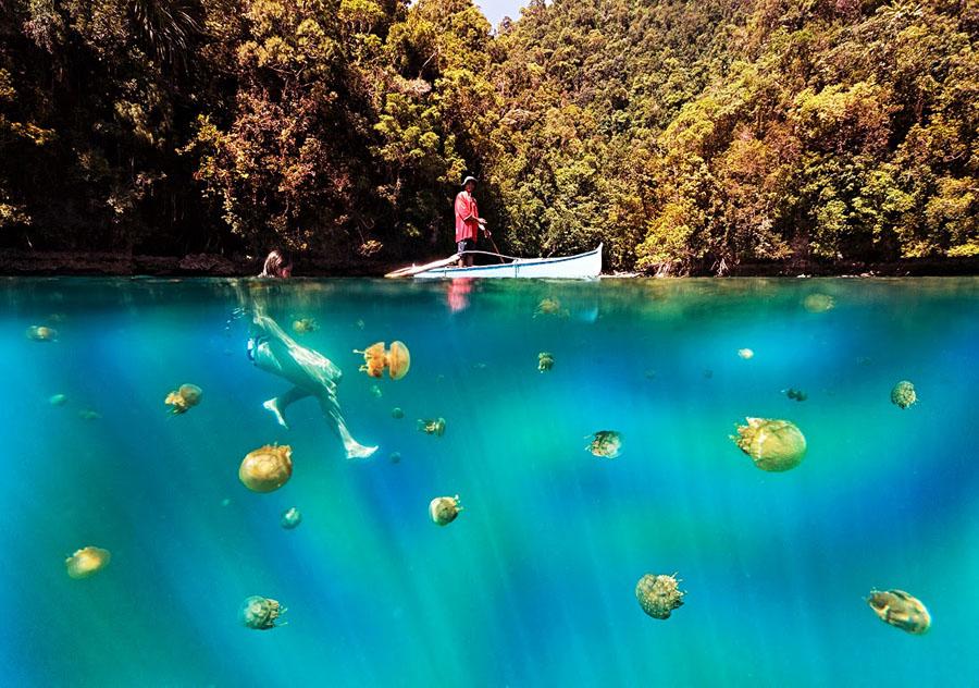 Tojoman Lagoon