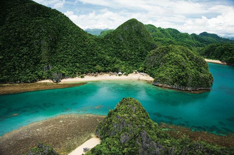 Hunongan Cove