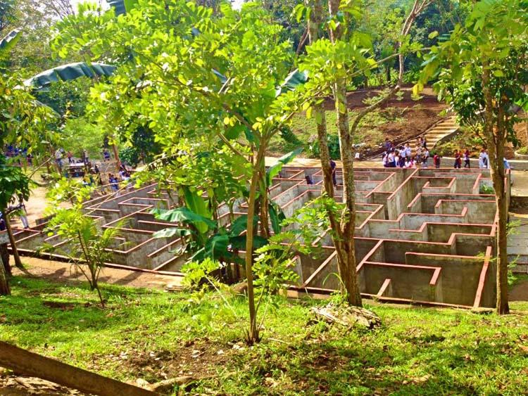 Shercon Resort Maze