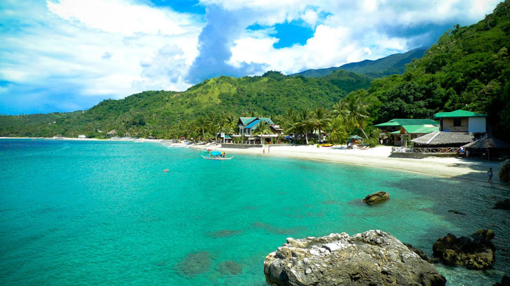 Talipanan Beach Oriental Mindoro