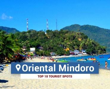Top 10 Tourist Spots in Oriental Mindoro